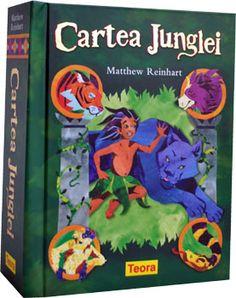 The Jungle Book: A Pop-Up Adventure (Classic Collectible Pop-Ups) by Matthew Reinhart The Jungle Book, Law Of The Jungle, Pop Up, Matthew Reinhart, Tiger Attack, Walt Disney, Libros Pop-up, Paper Engineering, If Rudyard Kipling