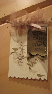 Happy 2 Scrap 4 Life  Create Banner  Shelli Gardner  Stampin' Up  Vintage