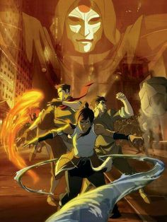 4 years ago today the most inspiring epic show was aired. T H E L E G E N D O F K O R R A. I miss this show soo much, Korra is so amazing love her. I can't wait for the comics to come out. Happy Korra Day. #ATLA #LOK #Korra #Asami #Korrasami #Mako #Bolin #Tenzin #TeamAvatar #AvatarKorra #Air #Spirits #Change #Balance