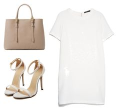 """""""smpl"""" by yungfashion on Polyvore featuring MANGO"""