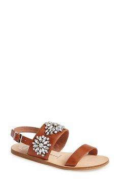 dola jeweled sandal / jeffrey campbell