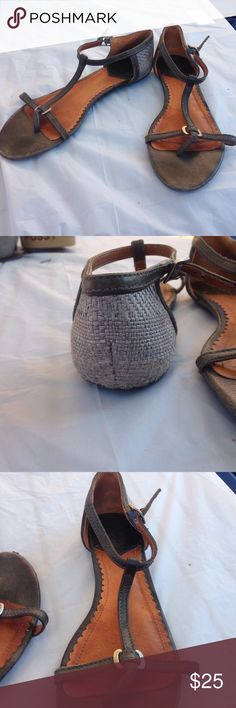 Lucky Brand sandals Good condition Lucky Brand Shoes Sandals