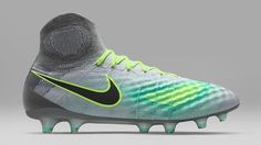 Nike Magista Obra II FG Elite Pack - The Crampons League Nike Magista Obra, Nike Soccer Shoes, Nike Football, Cleats, Packing, Sports, Football Cleats, Soccer Shoes, Net Shopping