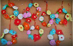 1ο ΝΗΠΙΑΓΩΓΕΙΟ ΙΣΤΙΑΙΑΣ Christmas Ornaments, Holiday Decor, Spring, Home Decor, Xmas Ornaments, Homemade Home Decor, Christmas Jewelry, Christmas Baubles, Decoration Home