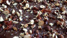 Schokolade mal außergewöhnlich: Mit Bacon und Seesalz schmeckt Schokolade gleich doppelt so gut. Unbedingt ausprobieren! In nur 20 min fertig.