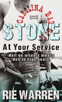 Stone: At Your Service (Carolina Bad Boys by Rie Warren Although Stone At Your Service, Carolina Bad Boys Book 1 is not really a true MC book is the start of an adventure that wil… Books For Boys, I Love Books, Good Books, Books To Read, My Books, Books New Releases, Hell On Wheels, Good Buddy, Alpha Male