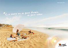 I need Spain: la siesta