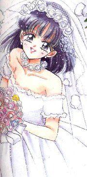 Sailor Moon - Bride Hotaru