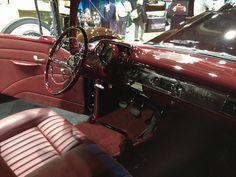 57 Chevy interior