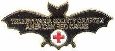 Red Cross pin, North Carolina : )