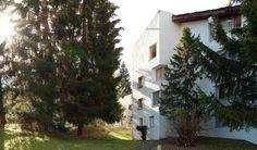 Casa Olzà, designed by Rudolf Oligiati, Switzerland, Graubünden, Films