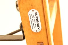 Slingsby wooden sack truck with original ivory insert. Incredible quality that lasts a lifetime.