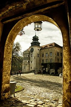 Poland Castle Pieskowa Skala October 2012 by Smo_Q on Flickr.