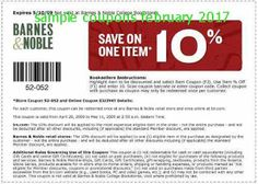 barnes and noble coupons february store coupons grocery coupons free printable coupons free