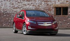 """Best """"Green"""" Car Overall Over $30,000: (2013 Chevy Volt)"""