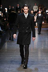 Sfilata Dolce & Gabbana Uomo Autunno Inverno 2015 2016