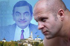Funny photo effects Create collage with Fedor Emelyanenko - PhotoFaceFun