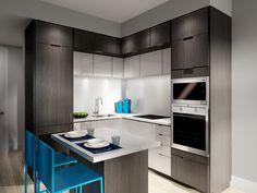 Model Suite Kitchen