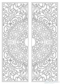 رسام أوتوكاد ( معماري - إنشائي - زخارف)  رسم هندسي ورسم مشاريع للطلاب  رسم زخارف وربيع رسومات زخارف لمكانات الليزر والبلازما ( مكنات قص على الحديد )  ونصمم جميع انواع الديكور  للتواصل واتس اب Islamic Motifs, Islamic Art, Stencil Patterns, Stencil Designs, Plasma Cutter Art, Cnc Cutting Design, Arabesque Pattern, Laser Art, Arabic Pattern