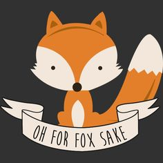 Oh For Fox Sake - Colour is a Tank Top designed by Revoltz to illustrate your life and is available at Design By Humans