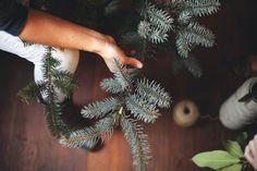 Christmas around the table by Tim Robinson