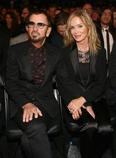 Ringo and Barbara Richard Starkey, That Look, Take That, Whole Lotta Love, Best Song Ever, Famous Couples, A Day In Life, Wife And Girlfriend, Ringo Starr