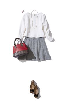 Casual Work Outfits, Work Casual, Casual Fridays, Fashion Capsule, Spring Trends, Mix Match, Skirt Outfits, Skirt Fashion, Mini Skirts