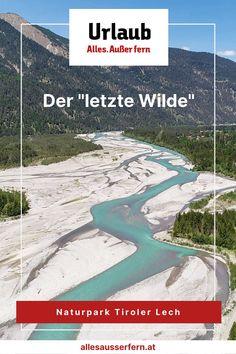 Lass Dich inspirieren vom letzten wilden Fluss in den Alpen. Der Tiroler Lech breitet sich auf einer Gesamtfläche von rund 40 Quadratkilometern aus und inszeniert sich immer wieder neu. Perfekt für neue Ideen und Wege bei Deinem nächsten Urlaub in Tirol zwischen Arlberg und Allgäu. Tirol Berge | Wandern Österreich | Tiroler Lechtal. Mit Unterstützung von Bund, Land und Europäischer Union (LEADER). Holidays, Outdoor, Day Trips, River, New Ideas, Mountains, Outdoors, Holidays Events, Holiday