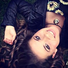 Bindi Irwin, who recently turned 16, sporting eye makeup in an Instagram selfie. (Instagram)