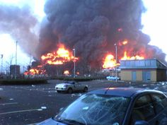 #onthisdayinchemistry   December 11th   An explosion occurred at the Buncefield Oil Depot, Hertfordshire on this day in 2005 Although the accident did not cause any fatalities, the immense scale of the explosion made it Europe's biggest fire in peacetime.