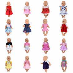 ドールドレスフィット用43センチ赤ちゃん生まれツァップ人形リボーン赤ちゃん服と17インチ人形アクセサリー