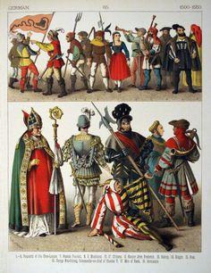 German 1500-1550
