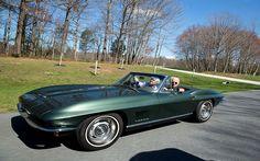 Joe Biden's one-owner 1967 Corvette