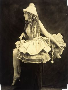Actress Mary Pickford (1920) by photographer Alfred Cheney Johnston (1885-1971).