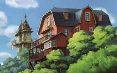 5 of the Coolest Studio Ghibli Movie Locations You Can Visit in Japan - GaijinPot