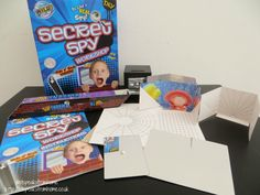 Secret Spy Workshop Review - ET Speaks From Home