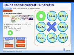 MathCoach Interactive: Online Games - YouTube Video