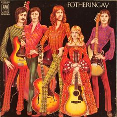 Fairport Convention Fotheringay