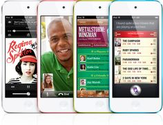 Apple - iPod touch - Built-In Apps