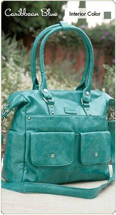 Namaste Harlow Handbag Shoulder Bag Caribbean « Clothing Impulse