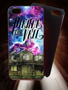 Pierce the Veil Band Nebula Sky Cover Album for by rujakcase, $13.00