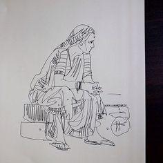 #sketch #illustration
