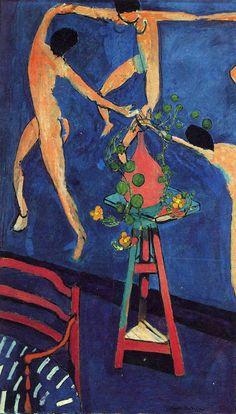 Henri Matisse, Nasturtiums with The Dance II,1912