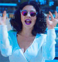 Marina and the Diamonds | Blue Music Video Gif