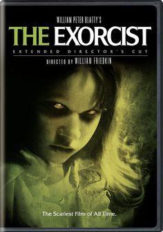 The Exorcist! Hele enge horror film.. voor mij jammergenoeg niet!!
