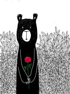 Bear ©Katarzyna Krasowska