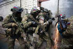 Specnaz FSS Russia