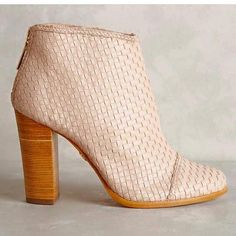 #guilhermina #woven #booties available online now at www.classy-avenue.com