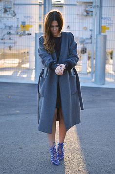 Get this look: http://lb.nu/look/7825502  More looks by Maria Schwandt: http://lb.nu/vanillajungle  Items in this look:  Gestuz, Zara, Gestuz   #casual #minimal #street #fashionblogger #ootd #gestuz #coat #streetstyle