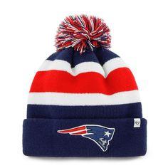 Adult  47 Brand New England Patriots Breakaway Beanie f1454f7eb